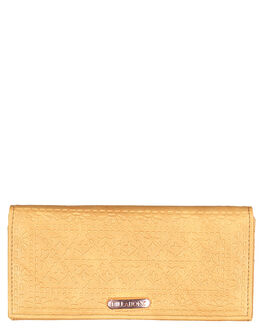 TAN WOMENS ACCESSORIES BILLABONG PURSES + WALLETS - 6691204ATAN