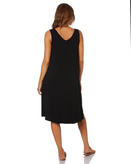 BLACK WOMENS CLOTHING BETTY BASICS DRESSES - BB583HS20BLK