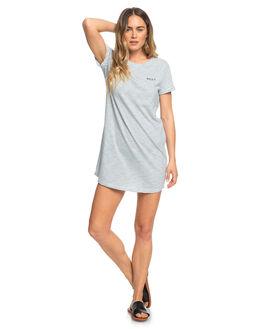 TROOPER COSY STRIPES WOMENS CLOTHING ROXY DRESSES - ERJKD03232-BLN2