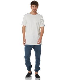 STRIPPED INDIGO MENS CLOTHING ZANEROBE PANTS - 714-FTSTIND