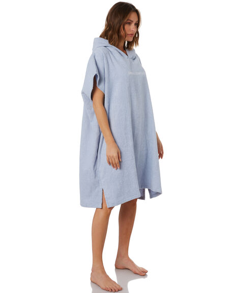 DUSTY BLUE WOMENS ACCESSORIES SWELL TOWELS - S82211619DSTYB