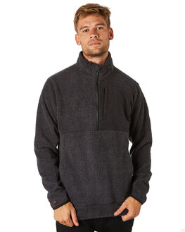 BLACK MENS CLOTHING BILLABONG JUMPERS - 9595621BLK
