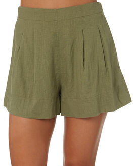 PRAIRIE WOMENS CLOTHING RUSTY SHORTS - WKL0649PRA