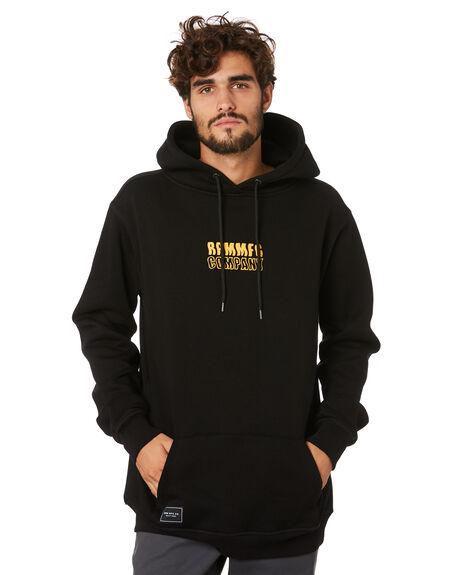 BLACK MENS CLOTHING RPM JUMPERS - 20AM15A2BLACK