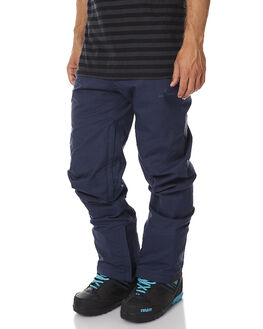 DRESS BLUE SNOW OUTERWEAR RIP CURL PANTS - SCPBA48632