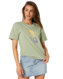 JADE WOMENS CLOTHING COOLS CLUB TEES - 105-CW5JADE