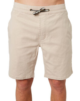 STONE LINEN MENS CLOTHING BARNEY COOLS SHORTS - 623-CR1STNLI