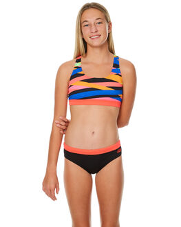 MULTI KIDS GIRLS ZOGGS SWIMWEAR - 5113170MUL