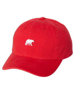 RED KIDS BOYS ELEMENT HEADWEAR - 373614DRED