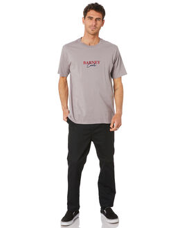 SMOKE MENS CLOTHING BARNEY COOLS TEES - 120-Q220SMK