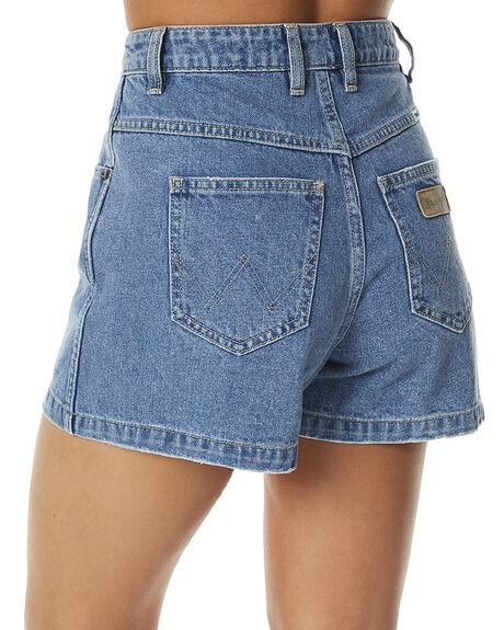 PROSPECT STONE WOMENS CLOTHING WRANGLER SHORTS - W-950611-AY7PROS