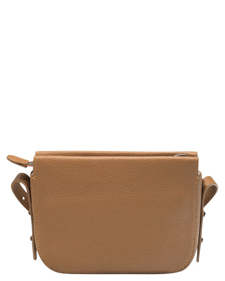 TAN WOMENS ACCESSORIES STATUS ANXIETY BAGS + BACKPACKS - SA7692TAN