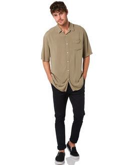 GRASS MENS CLOTHING ZANEROBE SHIRTS - 300-VERGRASS