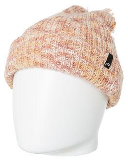 MISTY ROSE WOMENS ACCESSORIES RUSTY HEADWEAR - HBL0311MYE