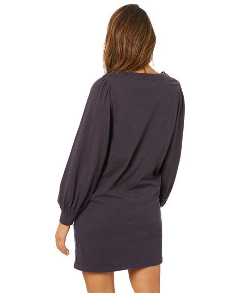 VINTAGE BLACK WOMENS CLOTHING SWELL DRESSES - S8214443VNBLK