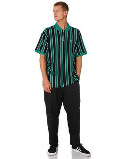 GREEN GROWTH MULTI MENS CLOTHING OBEY SHIRTS - 131090044GGM