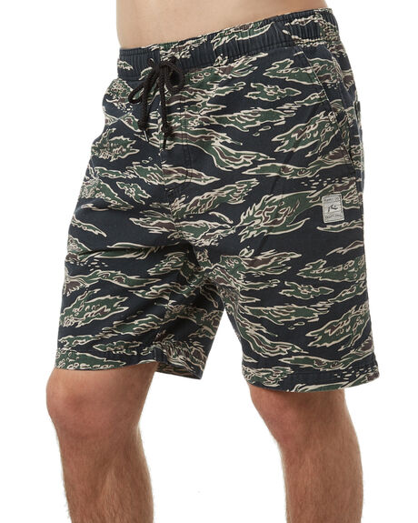TIGER CAMO MENS CLOTHING RUSTY SHORTS - WKM0856TIC