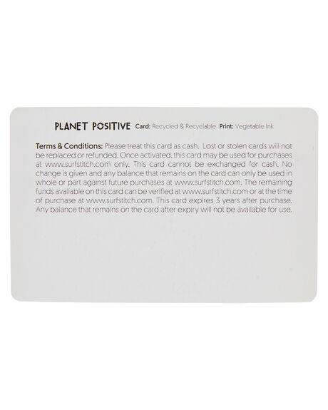 50 GIFT CARDS  SURFSTITCH  - SUMMERGIFT50