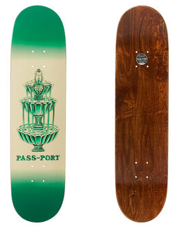MULTI BOARDSPORTS SKATE PASS PORT DECKS - R22FOUNTAINMULTI