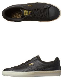 BLACK GOLD MENS FOOTWEAR PUMA SNEAKERS - 36286-101