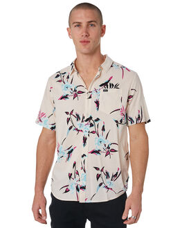 ROSE WATER OUTLET MENS RVCA SHIRTS - R381194ROSE
