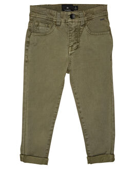 KHAKI KIDS TODDLER BOYS ST GOLIATH PANTS - 2820036KHAK