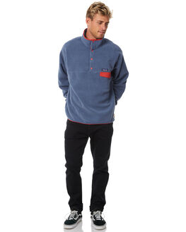 DOLOMITE BLUE MENS CLOTHING PATAGONIA JUMPERS - 25580DLMB