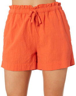 POPPY WOMENS CLOTHING RHYTHM SHORTS - OCT19W-WS03-POP
