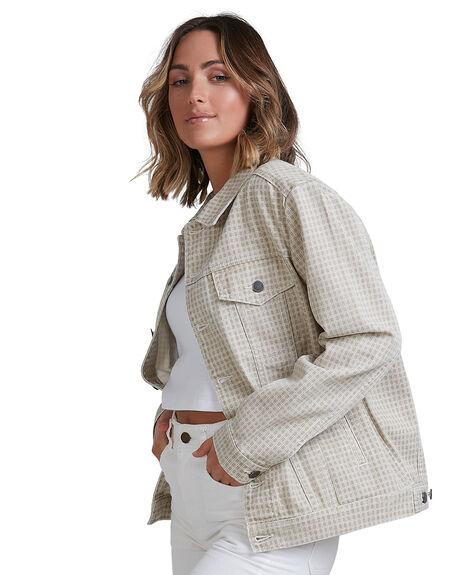 COOL WIP WOMENS CLOTHING BILLABONG JACKETS - BB-6508891-CWP