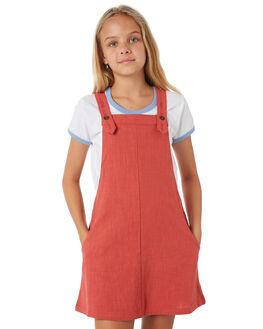 PAPAYA KIDS GIRLS RUSTY DRESSES + PLAYSUITS - DRG0004PAP