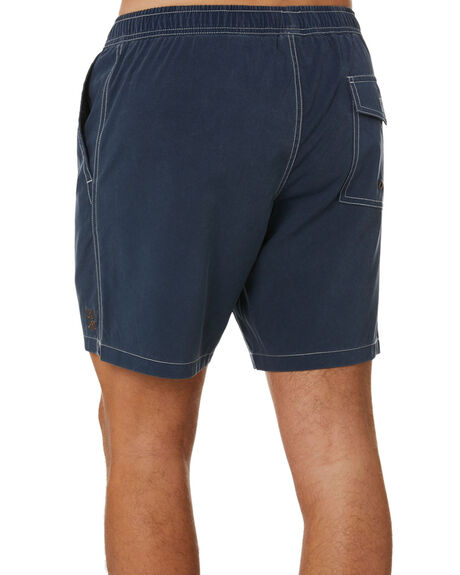 NAVY MENS CLOTHING STAY BOARDSHORTS - SBO-20402NVY
