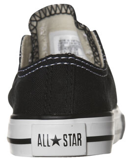 BLACK KIDS TODDLER BOYS CONVERSE FOOTWEAR - 7J235BLK