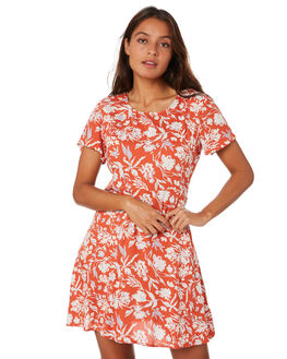 PRINT WOMENS CLOTHING ALL ABOUT EVE DRESSES - 6453017PRINT