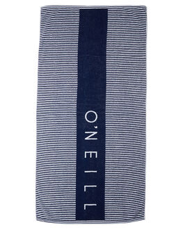NAVY STRIPE ACCESSORIES TOWELS O'NEILL  - 4022207NVY