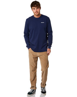 CLASSIC NAVY MENS CLOTHING PATAGONIA TEES - 39161CNY