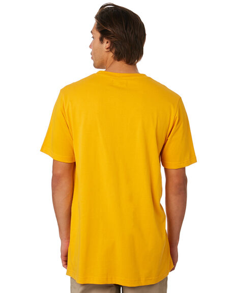GOLD OUTLET MENS LOWER TEES - LO19Q2MST01GLD