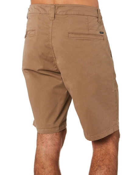 KHAKI MENS CLOTHING RIP CURL SHORTS - CWADE70064