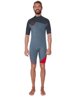 ASH GRAPHITE BOARDSPORTS SURF QUIKSILVER MENS - EQYW503006XCCB
