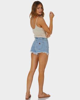 ESMERALDA WOMENS CLOTHING A.BRAND SHORTS - 710793380