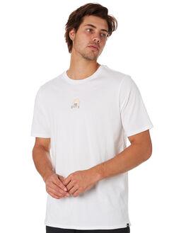 WHITE MENS CLOTHING HURLEY TEES - AJW0005100