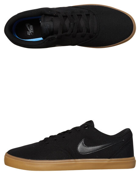 BLACK GUM MENS FOOTWEAR NIKE SNEAKERS - 843896-009