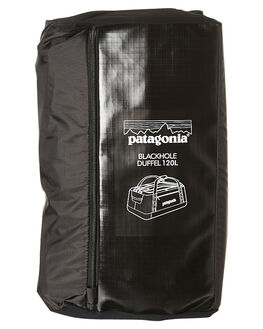 BLACK MENS ACCESSORIES PATAGONIA BAGS + BACKPACKS - 49351-BLKBLK