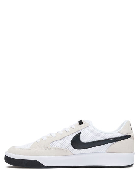 WHITE MENS FOOTWEAR NIKE SNEAKERS - CJ0887-100