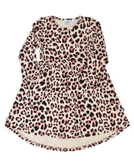 ANIMAL KIDS GIRLS KISSED BY RADICOOL DRESSES + PLAYSUITS - KR0929ANML