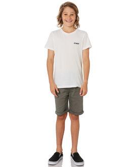 HUNTER KIDS BOYS RIDERS BY LEE SHORTS - R-30121T-LJ5
