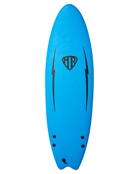 BLUE BOARDSPORTS SURF OCEAN AND EARTH SOFTBOARDS - SESO60MRBLU