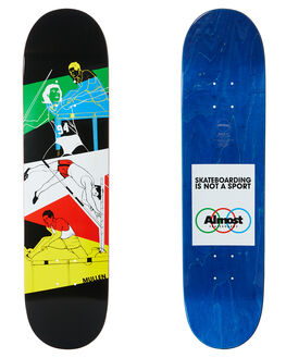 MULLEN BOARDSPORTS SKATE ALMOST DECKS - 10023700MULL