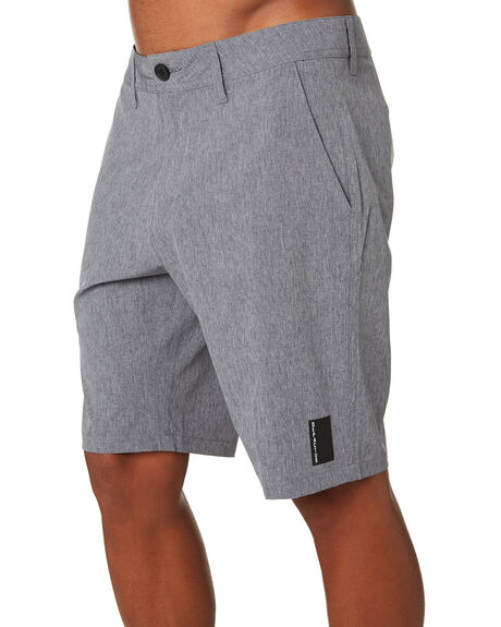 GREY MARLE MENS CLOTHING DEPACTUS SHORTS - D5182235GRYMA