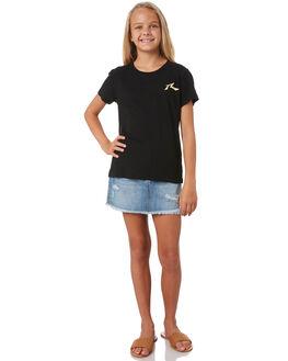 THREAD BLUE KIDS GIRLS RUSTY SHORTS + SKIRTS - SKG0001THD