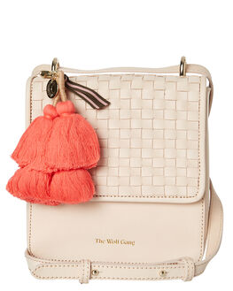NUDE LEATHER WOMENS ACCESSORIES THE WOLF GANG BAGS - TWGSS18G19NDE